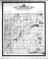 Volinia Township, Nicholeville, Charleston, Wakelee, Cass County 1896